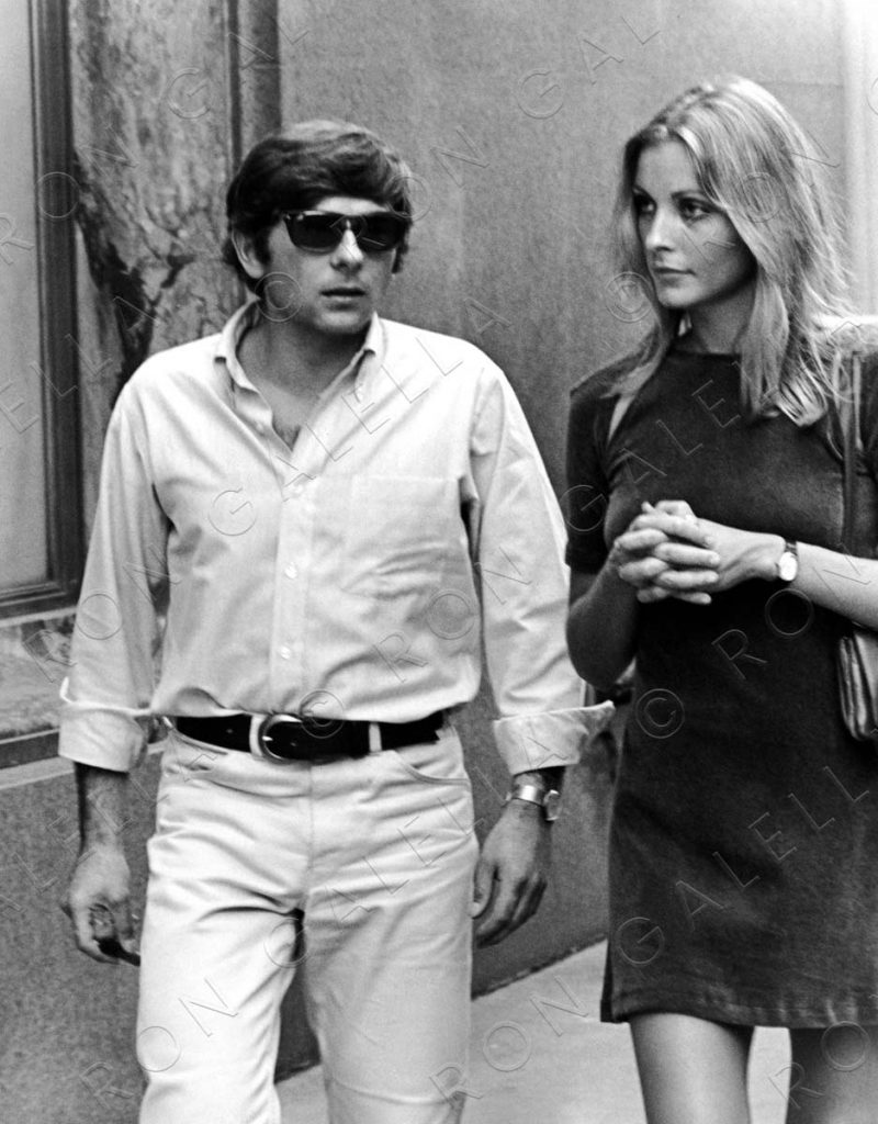 19670827_Roman Polanski Sharon Tate