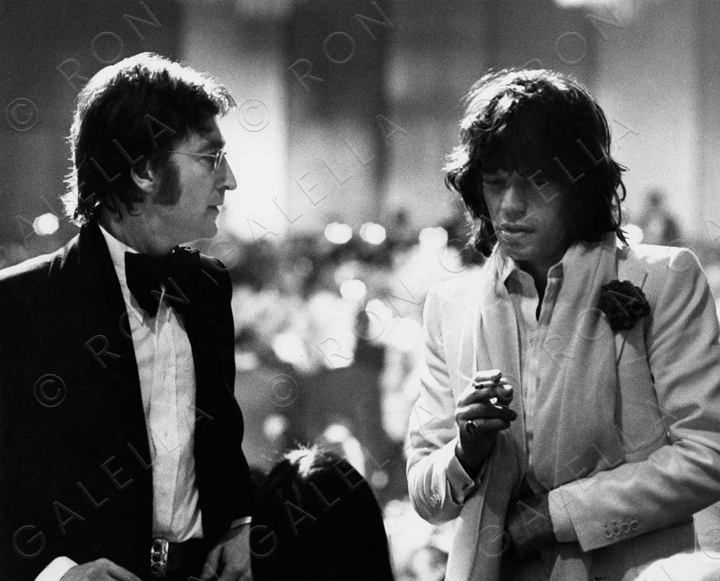 19740313_John Lennon Mick Jagger AFI