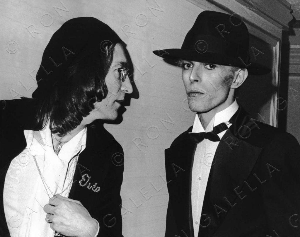 19750301_John Lennon David Bowie