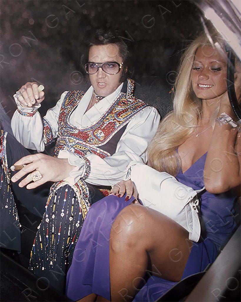19750719_Elvis Presley Diane Goodman