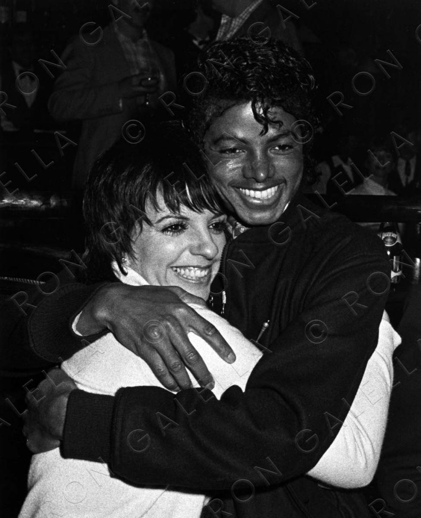 19830409_Liza Minnelli Michael Jackson
