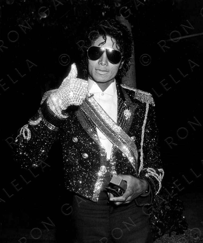 BEVERLY HILLS, CA - FEBRUARY 28:  Michael Jackson attends the party for 26th Annual Grammy Awards on February 28, 1984 at L'Ermitage Hotel in Beverly Hills, California. (Photo by Ron Galella, Ltd./WireImage)