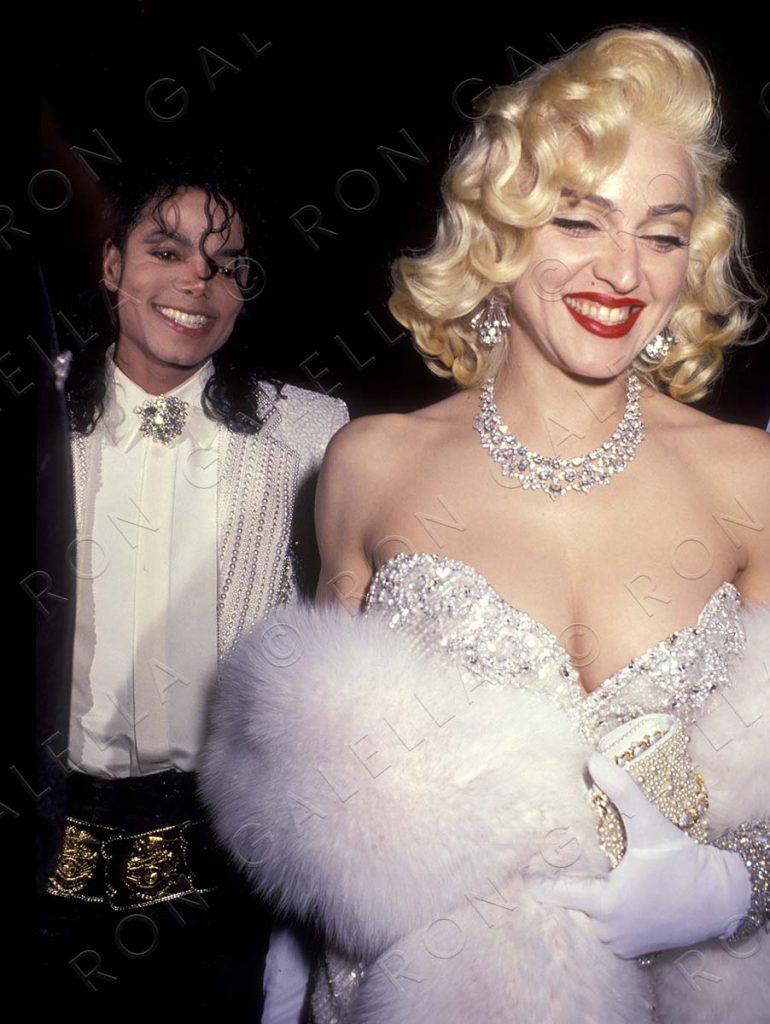 19910325_Madonna Michael Jackson